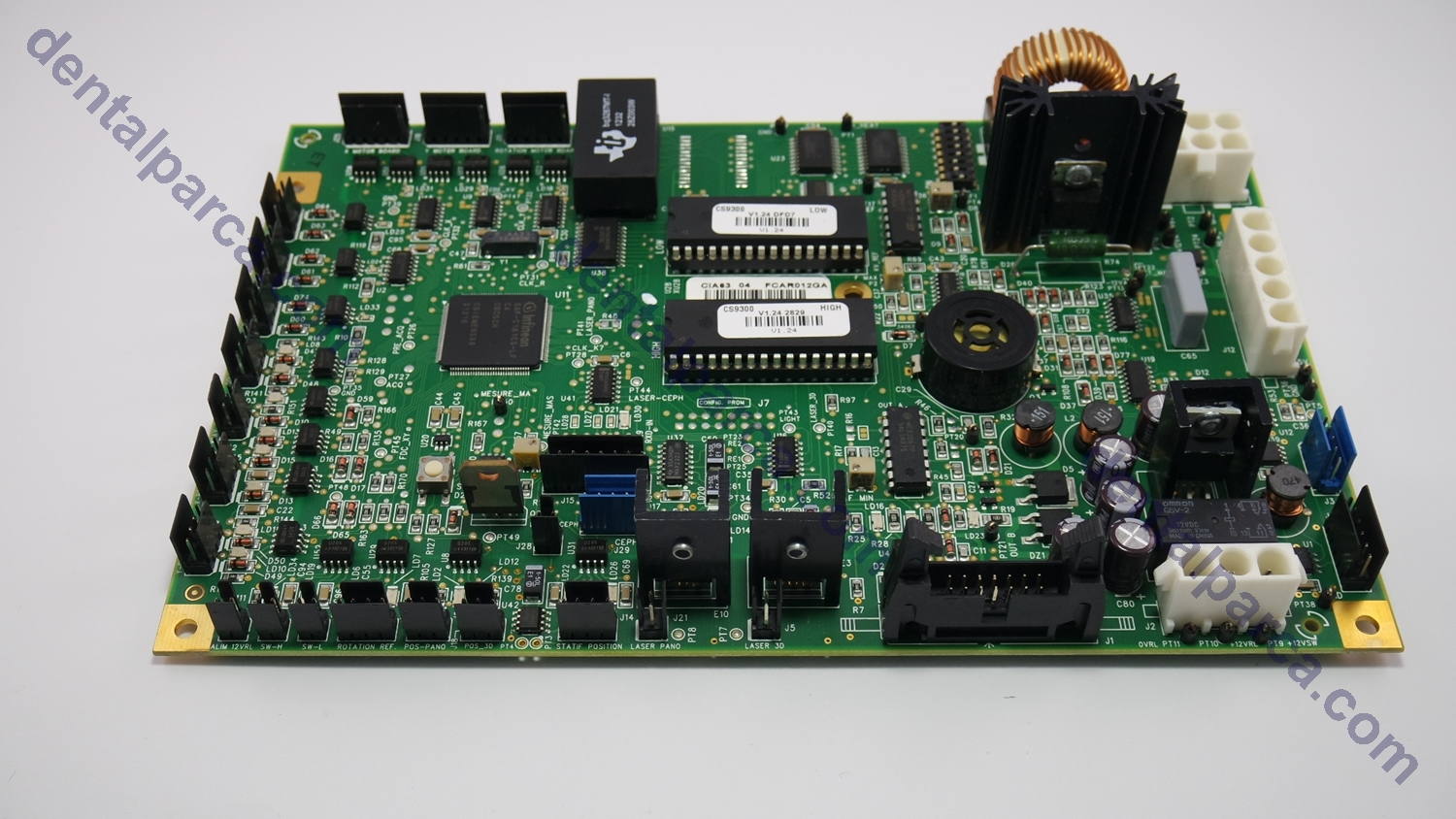 CJ732 MİCROPROCESSOR BOARD (FOR CS 9300) resmi