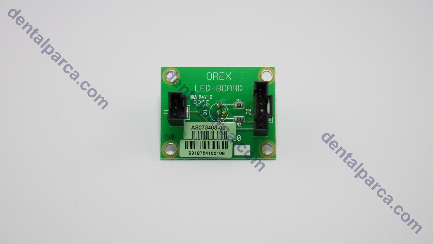 LED CARD CS 7400 resmi