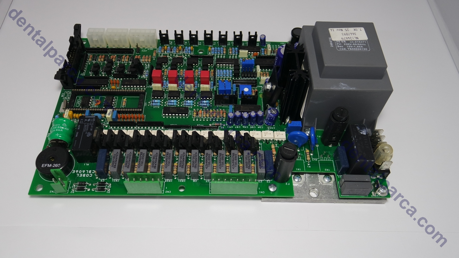 MAIN POWER BOARD resmi