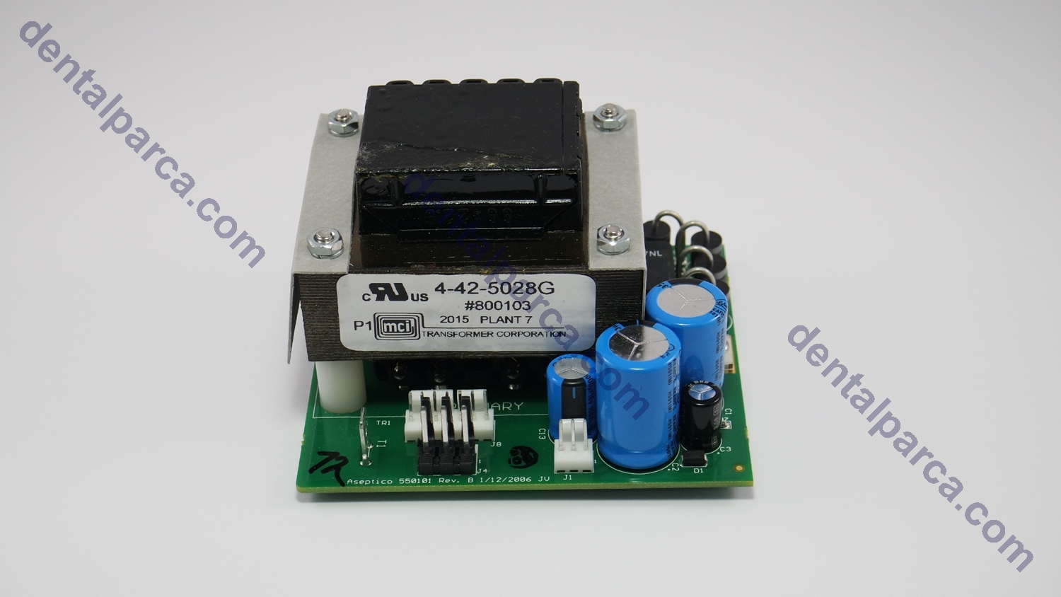 PCB ASSEMBLY POWER COMPLETE resmi