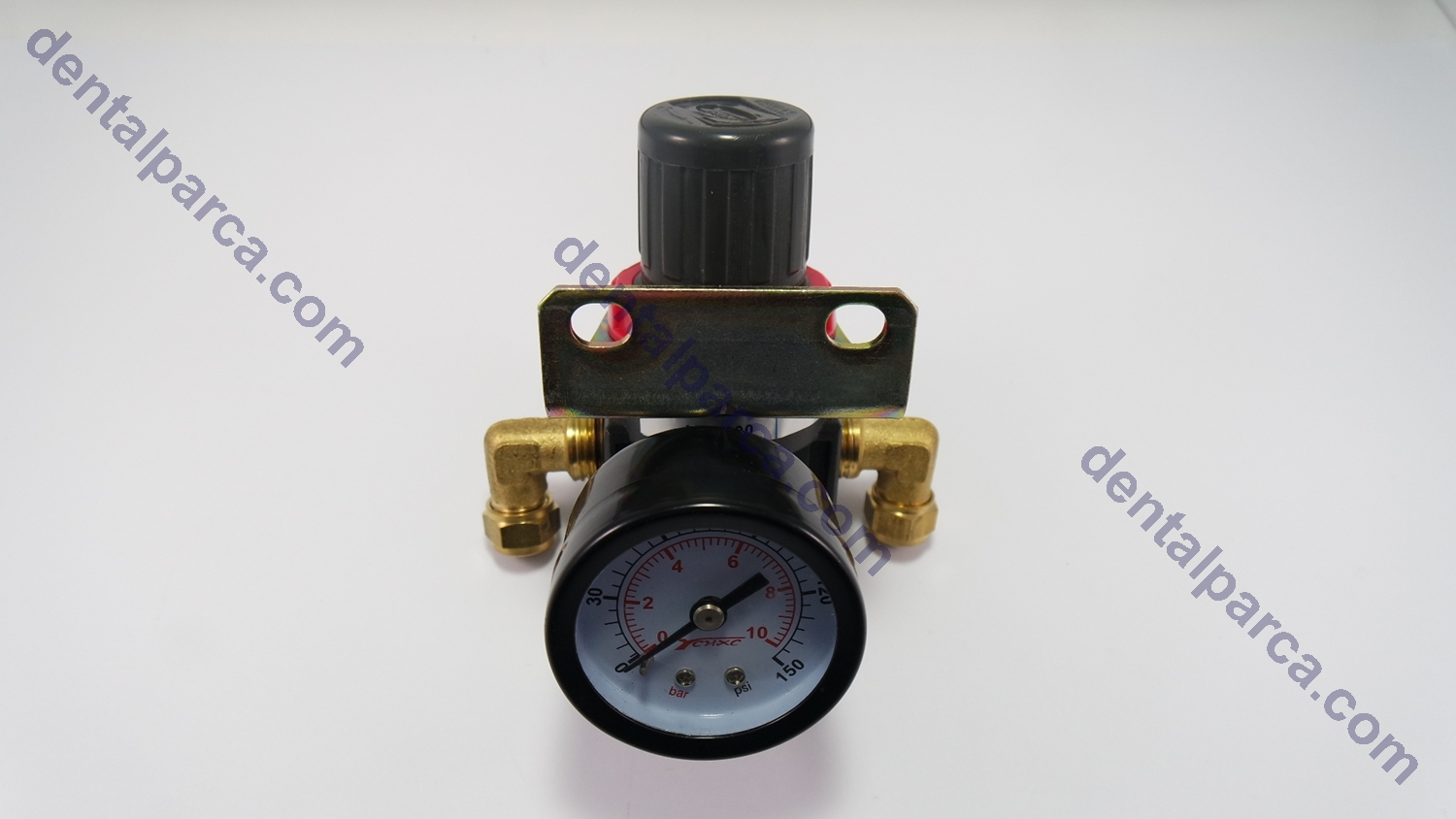 PRESSURE REGULATİNG GAUGE / NO FİLTER resmi