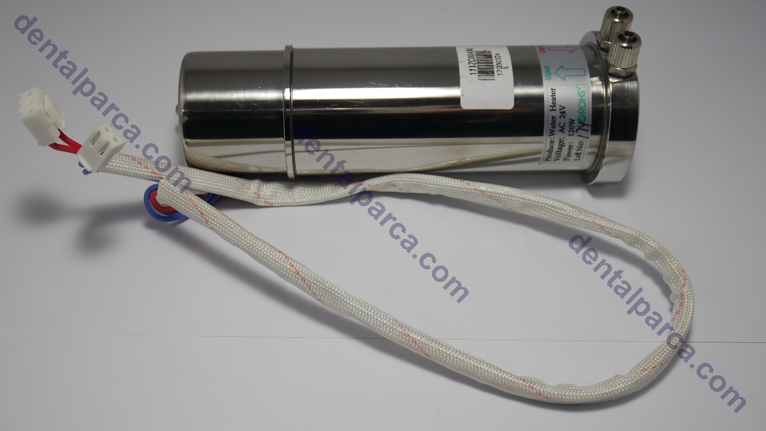 WATER HEATER ASSEMBLY resmi