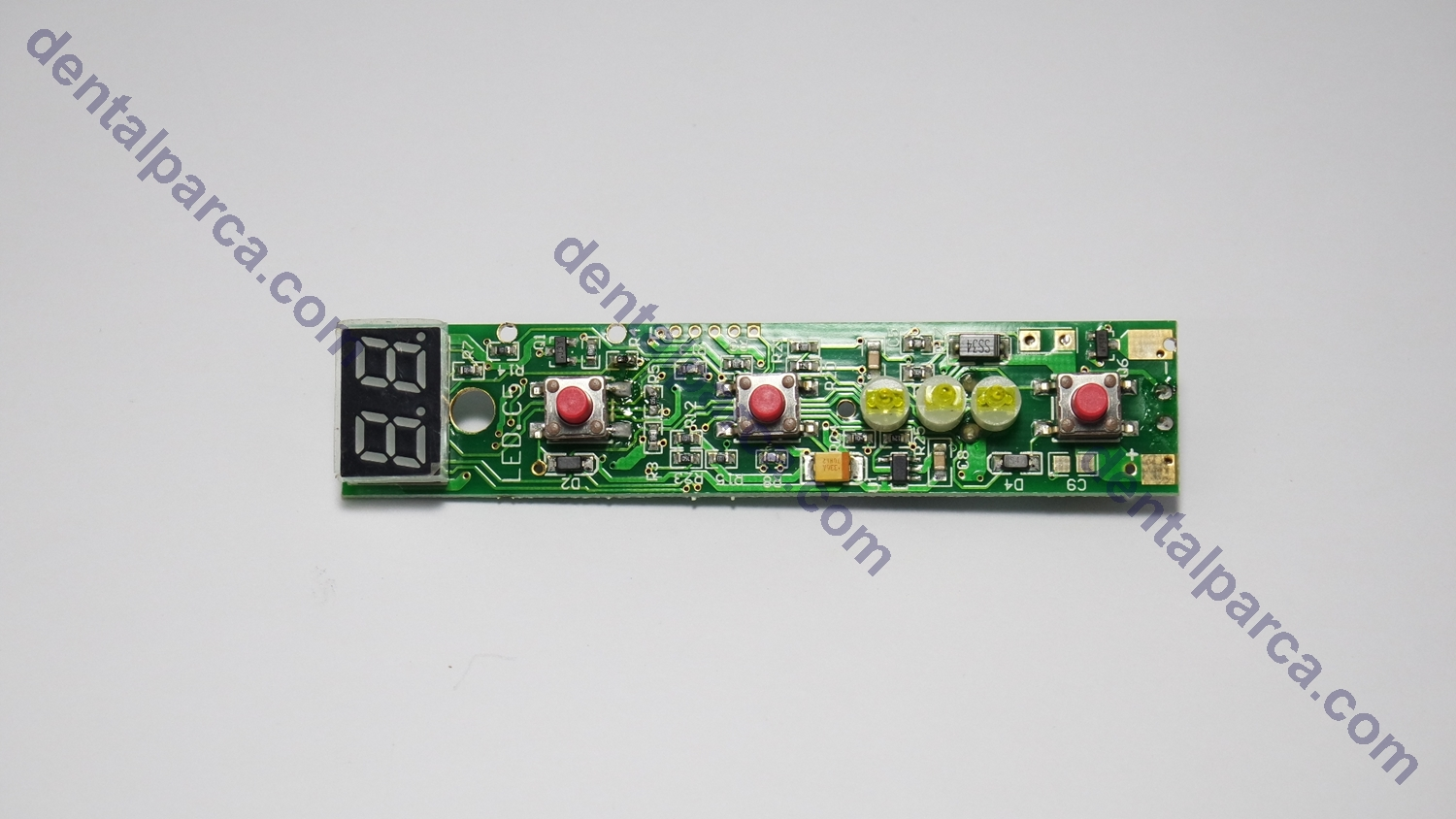 WOODPECKER LED-C BOARD resmi