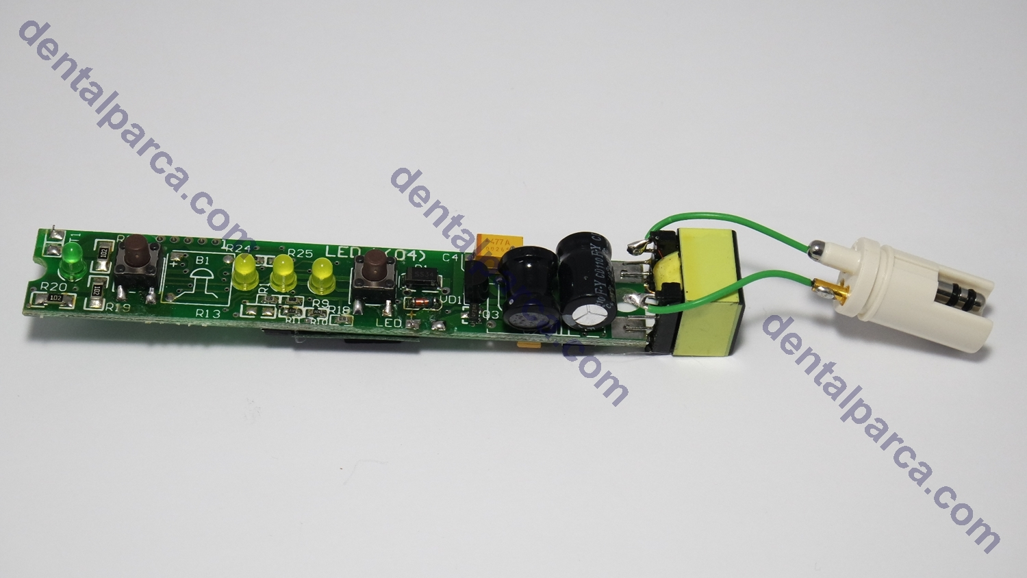 WOODPECKER LED-L BOARD resmi