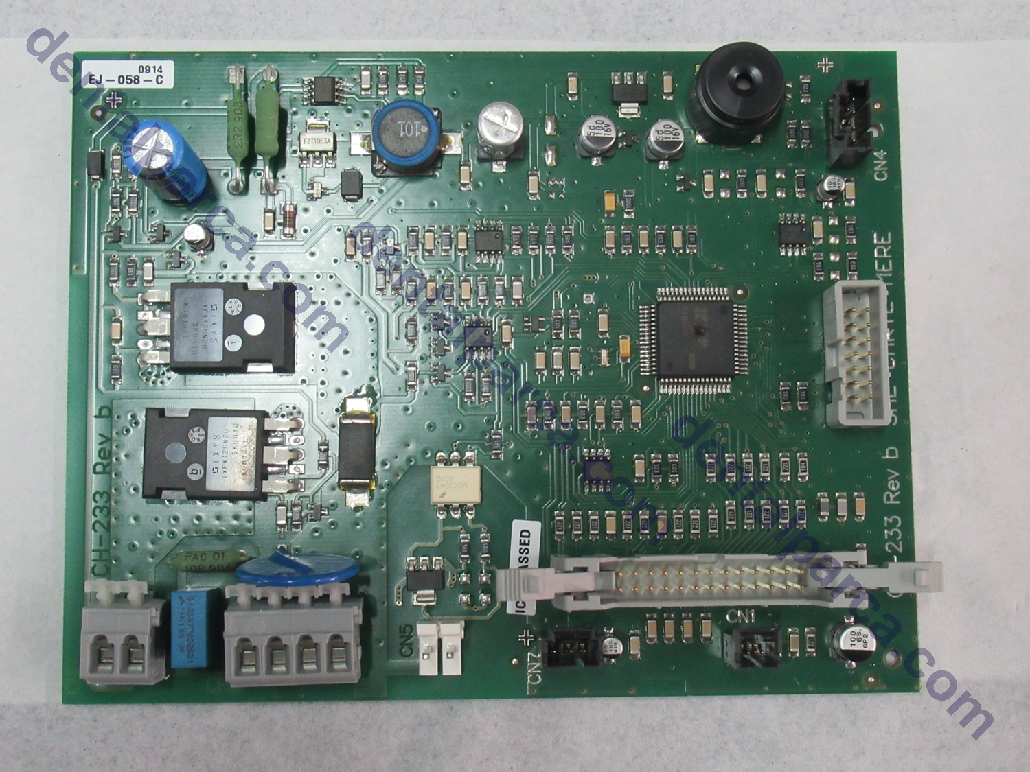 CIRCUIT SML MOTHER BOARD resmi